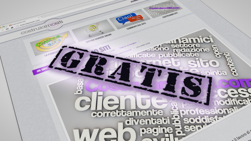 Creare un sito web gratuito web coaching la formazione for Sito web piano gratuito
