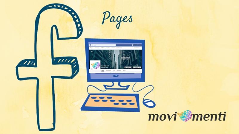 descrizione della pagina facebook per ottimizzare comunicazione e visibilità designed by claudio lombardi