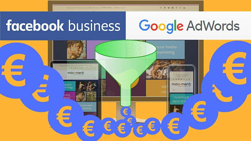 google adwords facebook business e i vantaggi del web advertising claudio lombardi