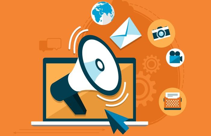 social network per posizionamento - deposit photos