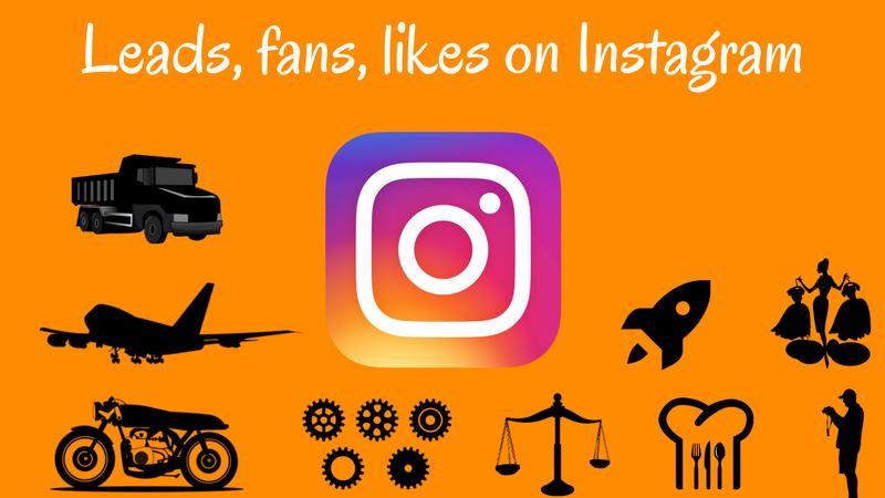 Leads fans likes on instagram profilo instagram per tutti di claudio lombardi come gestirlo e renderlo attraente