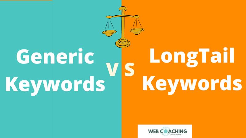 longtail vs generic keywords la strategia ottimale nella scelta delle parole chiave per il posizionamento del sito di claudio lombardi