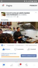 corsi di cucina chef Giovanni Giudice di claudio lombardi
