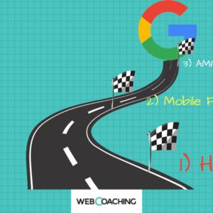 Vuoi mantenere il posizionamento su Google? Ecco gli upgrade da fare subito.