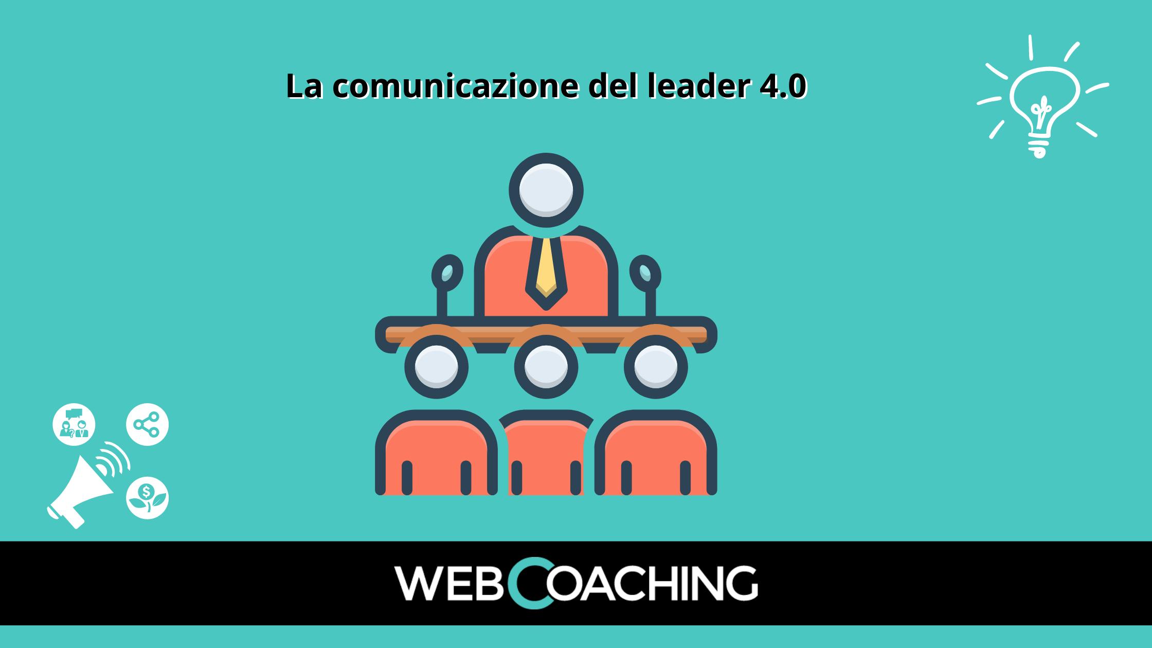 Comunicazione leader 4.0