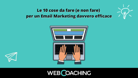 Email marketing 10 cose da fare