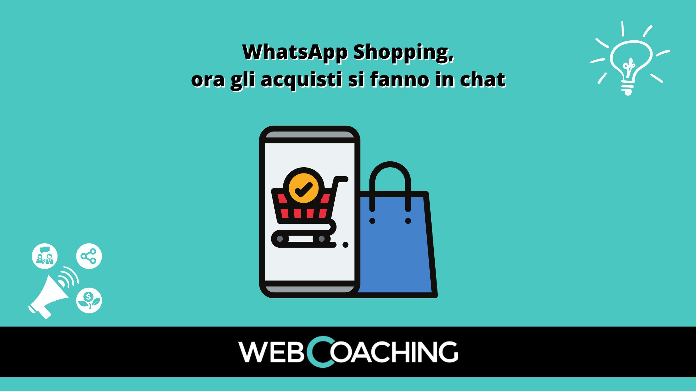 Whatsapp Shopping