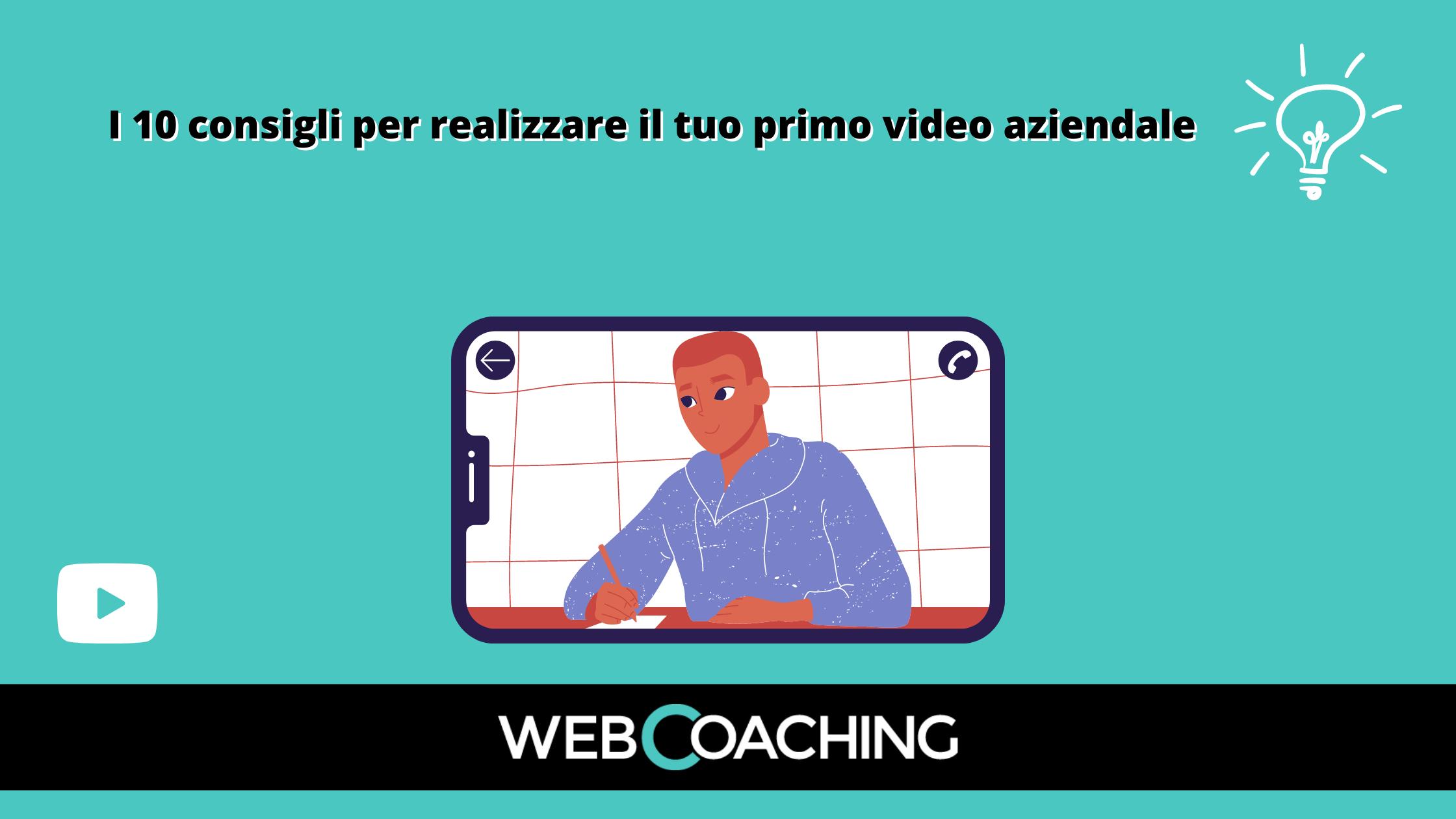 10 consigli video aziendale