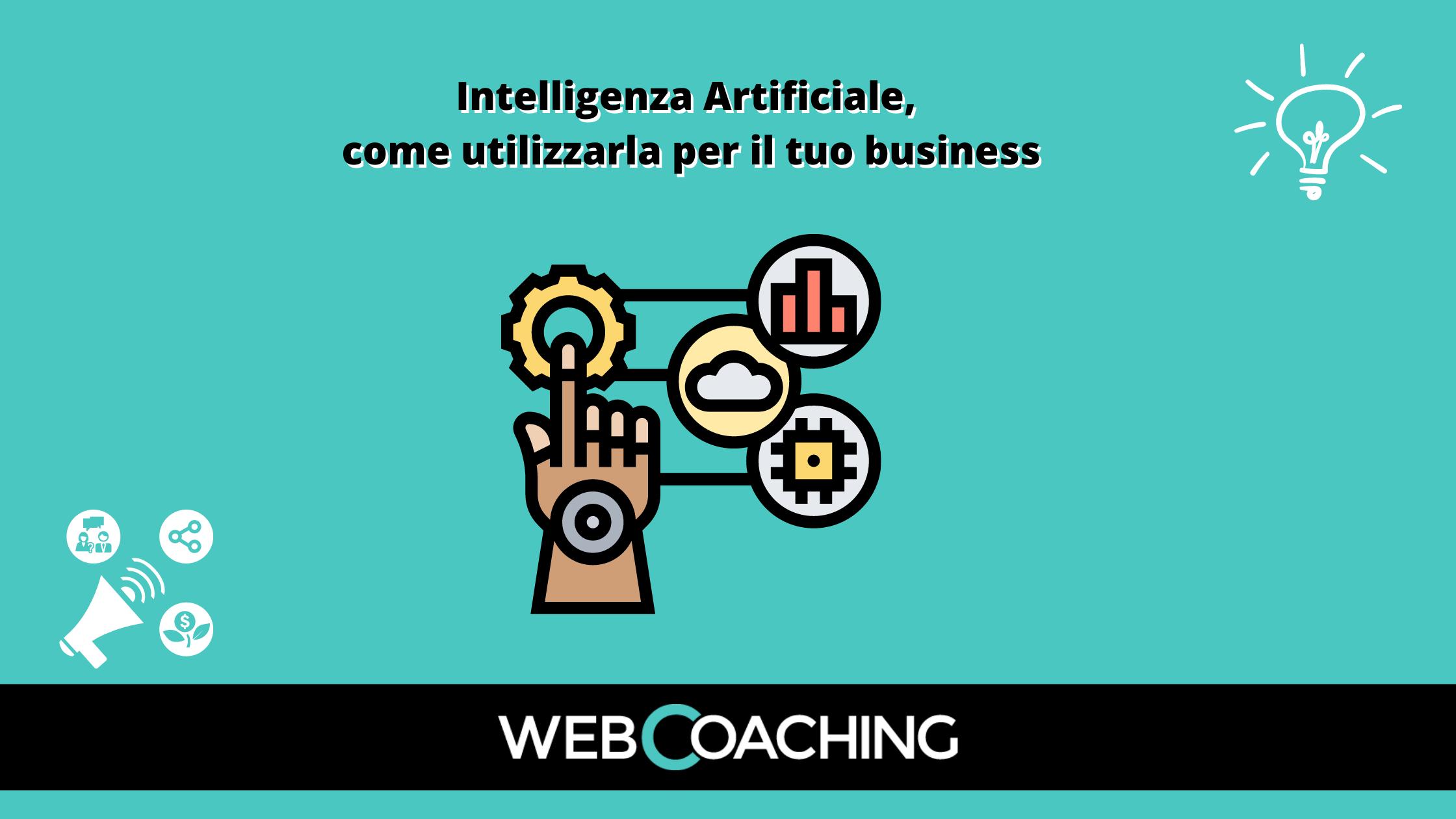 Intelligenza Artificiale per il tuo business