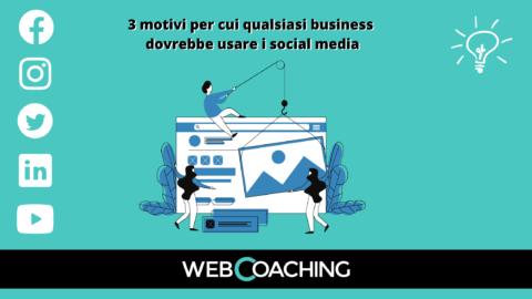 3 motivi business social media