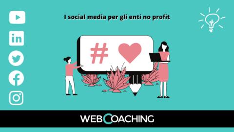 Social media per enti no profit