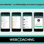 """""""Business Nearby"""", su WhatsApp arrivano le pagine gialle"""
